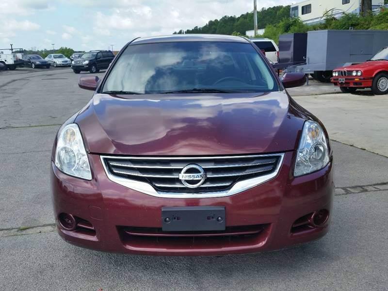2011 Nissan Altima 2.5 S 4dr Sedan – $9411 for sale