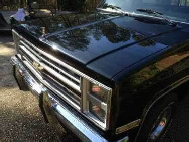 1986 Chevrolet Silverado 1500 Silverado for sale craigslist