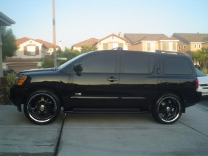 2005 Great Nissan Armada SE 1