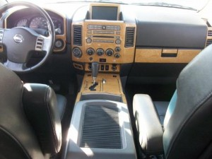 2005 Great Nissan Armada SE 2