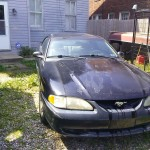 1996 Ford Mustang Coup for sale