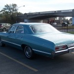 1967 Chevy Impala for sale