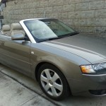 2005 Audi A4 Turbo Cabriolet │52K Mi. @ $6,818 for sale