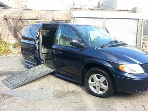2005 Dodge Grand Caravan SXT Wheelchair Mobility│51K Mi. @ $13,500 for sale