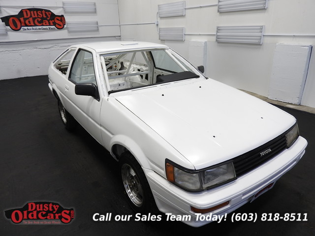 1985 TOYOTA COROLLA SPORT GTS $ 6,995 for sale