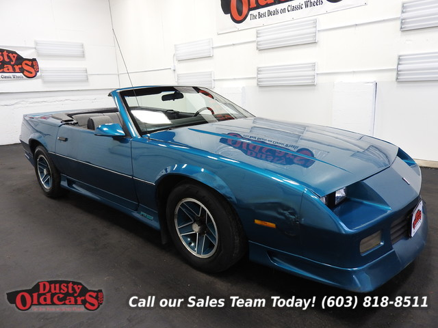 1991 CHEVROLET CAMARO RS $4,955 for sale