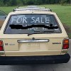 1981 toyota corolla wagon $2500  for sale