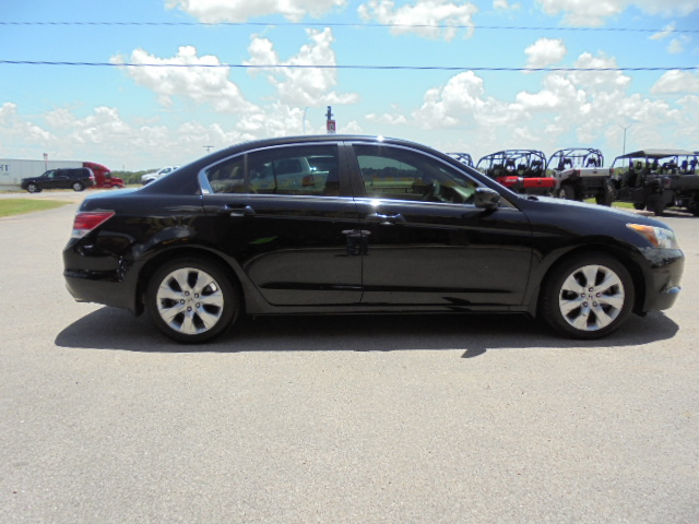 2009 Honda Accord EX-L Crystal Black Pearl for sale