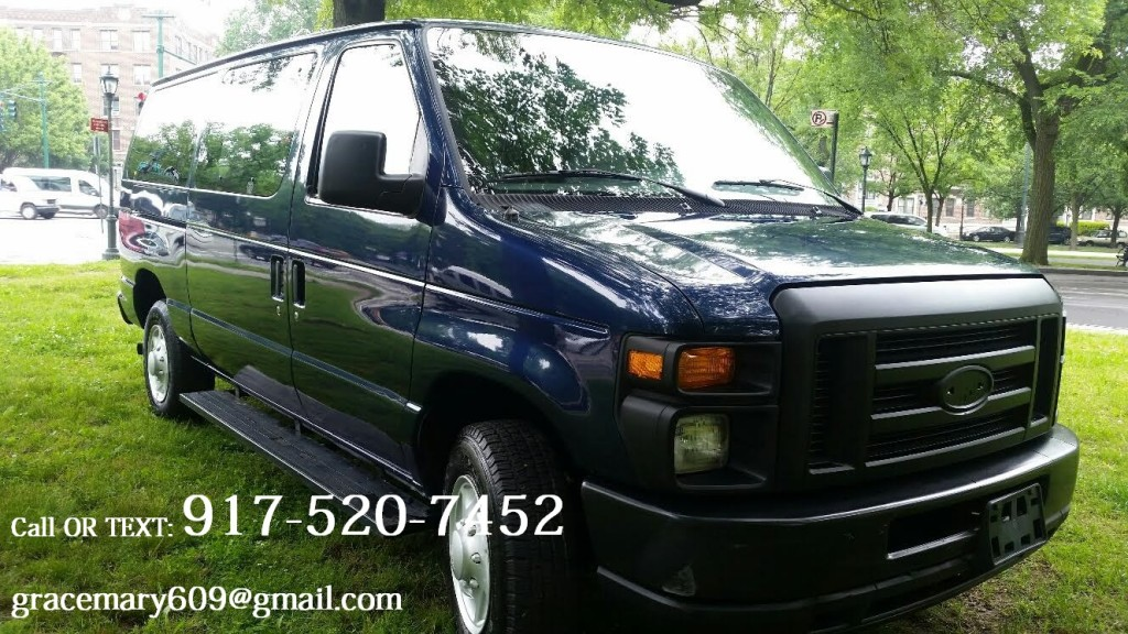 2008 Ford E-350 12 Pass with 52k miles for sale