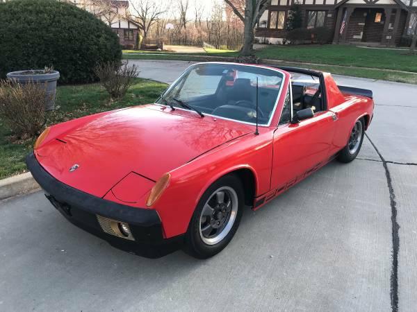 1971 porsche 914 for sale