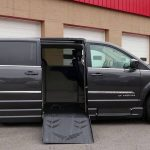 2013 Chrysler Town and Country Wheelchair Handicap Mobility Van for sale