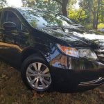 2016 Honda Odyssey EX Mobility Wheelchair Rear Entry for sale