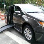 2016 Honda Odyssey EXL Braun Wheelchair Handicap Mobility Van for sale